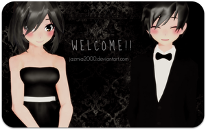 Welcome! [Pre-ID] by jazmia2000