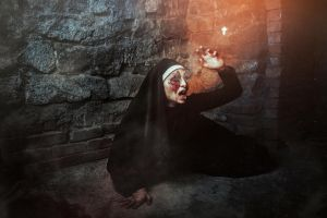 The Exorcism by Elena-NeriumOleander