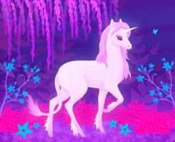 The Last Unicorn by rachels89