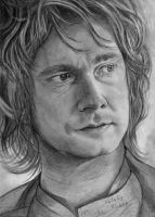 Bilbo Baggins by Simaell