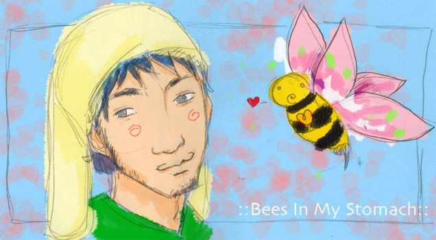 Bees In My Stomach by Sol-Chan