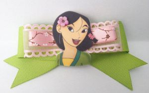 FOR SALE Bows: Mulan by Lokotei