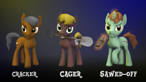 Fallout: Equestria -- Slavers [DOWNLOAD] by KelchanFerret