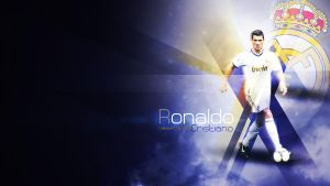 Wallpaper Cristiano Ronaldo v2 by elatik-p