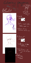 {SAI] Coloring Tutorial -ShinArei's way- Skin~ by shinarei
