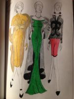 Early 60s Formal by SarcasticBoy95