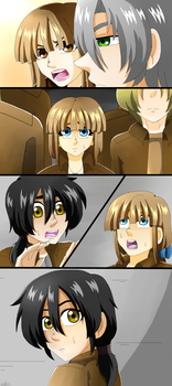 Moments In The Fan Story short of (AOT) by XMaria-Onee-SamaX