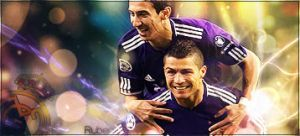 Real Madrid signature by mikeele