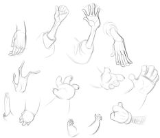 Hands by popze