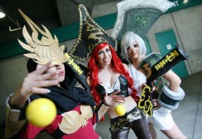 League of Legends Cosupray by CHINCHl