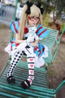 Cosplay Iggyko in Wonderland by MyobiXHitachiin