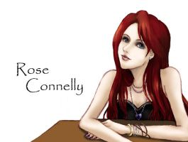 Deux Claret: Rose Connelly by Lecidre