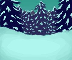 Coniferous by Chell-Dunphy