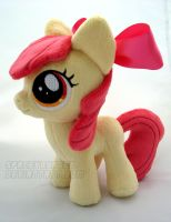 Apple Bloom by PlanetPlush