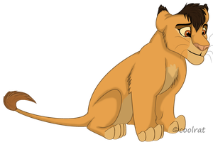cub malka by coolrat