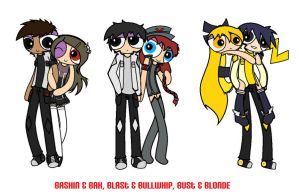 Limited PPG Order PC part 1 by YouAskMeFirst2