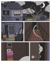 haunted house pg. 1. by der-fuhrer