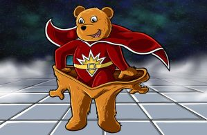 Super Ted by Rennis05