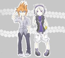A Joshua in Neku's Clothing-- by ResoluteAssassin