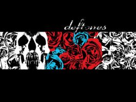 Deftones Wallpaper by burntheashes0
