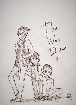 Wee doctor (2) by MissMetus097