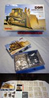 d9r armored bulldozer Kit Contents by enc86