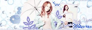 PSD cover zing yoona-by-zikey by LeeZikey