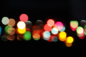 Colourful Bokeh by zjulia