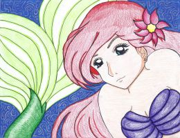 Ariel-The Little Mermaid by MarieJane67777