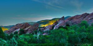 Red Rocks 1 by raze182