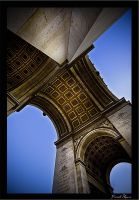 Arc de Triomphe Part IV by wild-vortex