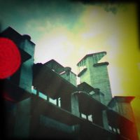 Holga 43 - Lewis Tower by uselessdesires