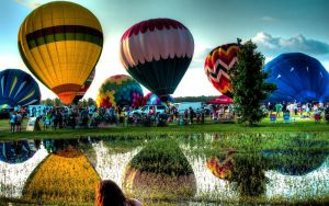 Foley Hot Air Balloon Festival 2 by efcooper