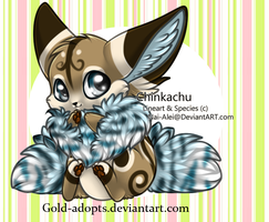 Custom for SilverFairyArt by gold-adopts