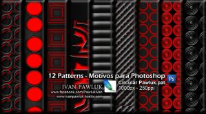 Circular Pawluk Patterns by ipawluk