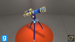Twilight Telescope [DL] by WhiteSkyPony