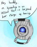 Wheatley by leRedbird