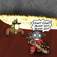 MH3U - Item Use In Battle by TheArgoNinja