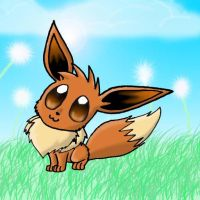 Eevee by Electric-Mongoose