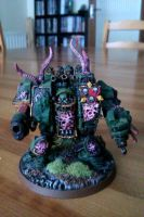 Nurgle Hellbrute (Dreadnought) - The Blight Hulk by MOxC