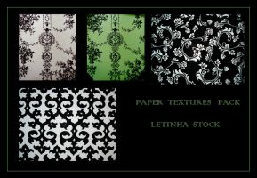 Paper Textures Pack by letinhastock