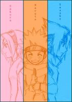 Team 7 by Leonora86