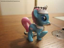 My Little Pony FIM Aloe Blossom Necklace by colbyjackchz