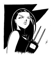 X-23 portrait by spushan