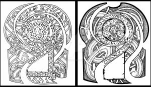Quarter sleeves side by side by one-rook