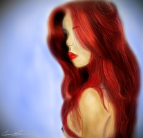Red Beauty by SirCassie