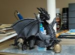 My Dragon..continued by Stealthkitty52