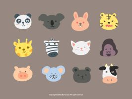 Animals wallpaper by Tae-yun