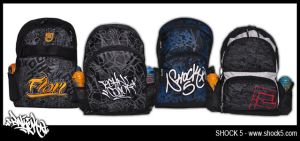 Shock5 - 2010 - Backpacks by bakeroner