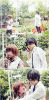 Takano: Finally, I Found You, Ritsu-kun by suzuppe